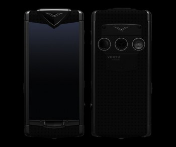 Vertu Constellation Touch Neon Silver